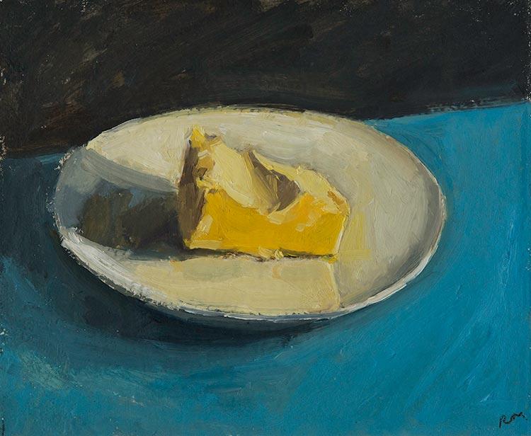 'Butter', 2017, 23x28cm