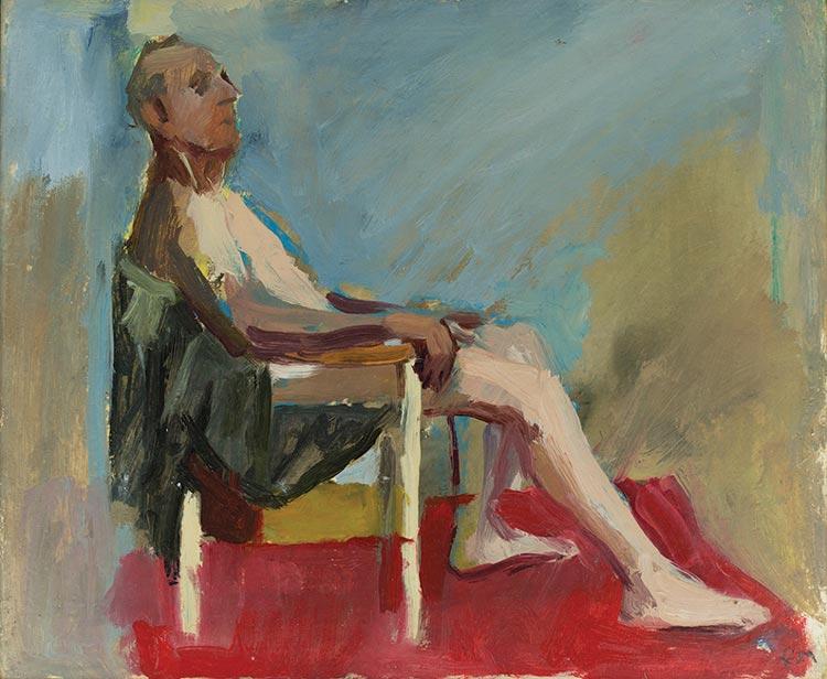 'Life Painting', 2017, 23x28cm